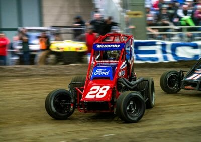 Lucas Oil Chili Bowl Nationals 2020 at the Tulsa Expo Raceway in Tulsa, OK