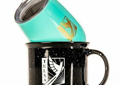 FC Tulsa Coffee Mug and Tumbler